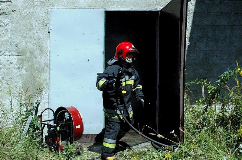 Ty też możesz zostać strażakiem