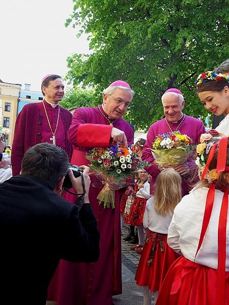 Papież patronem Świdnicy