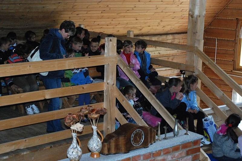 Dzieci opanowały Łomnicką chatę