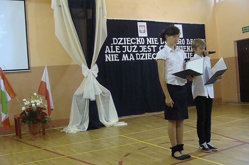 Korczak patronem szkoły