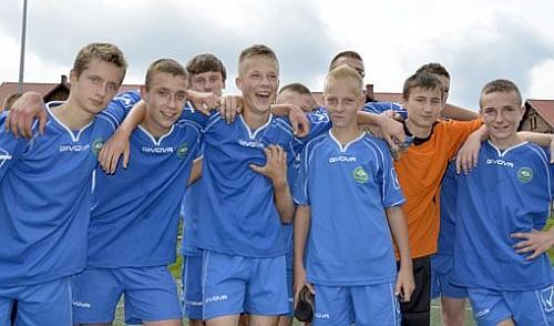 Finał Powiatowego Turnieju Piłki Nożnej