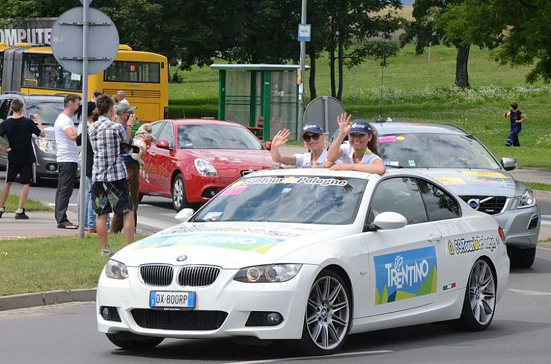 Tour de Pologne w Wałbrzychu