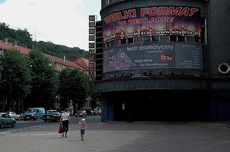 Centrum Kultury zamiast GDK