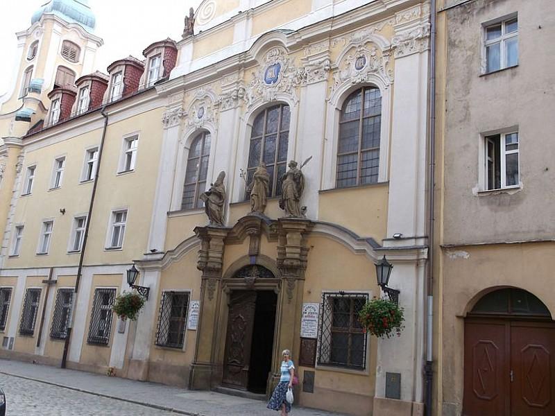 Klasztor paulinów w Świdnicy
