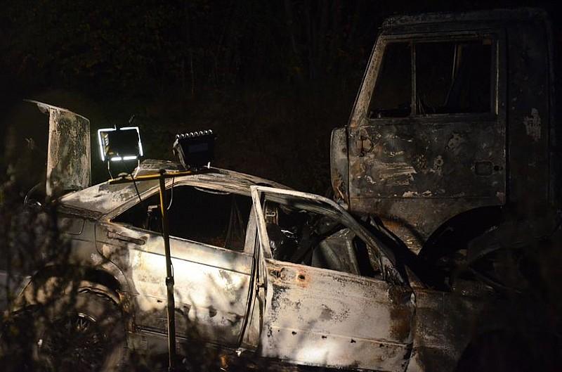 Makabryczny wypadek w Pożarzysku