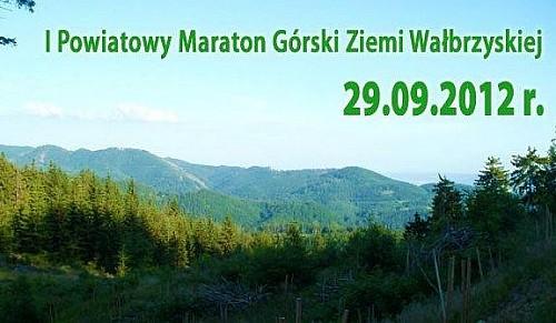 I Powiatowy Maraton Górski