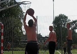 Prawie jak NBA