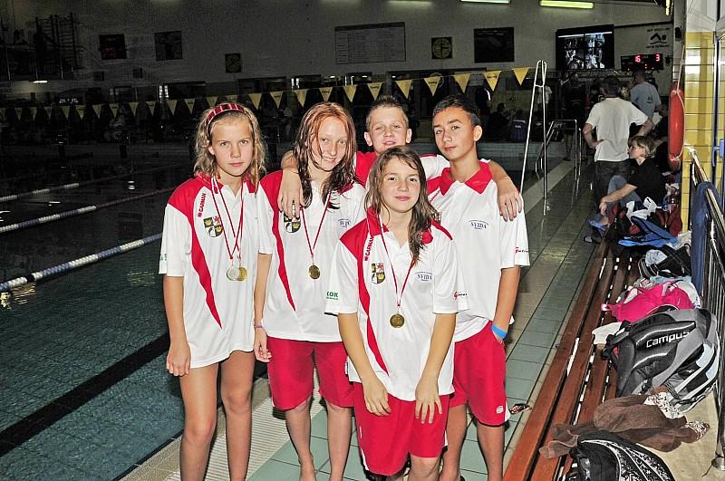 Kolejna edycja Ligii Pływackiej