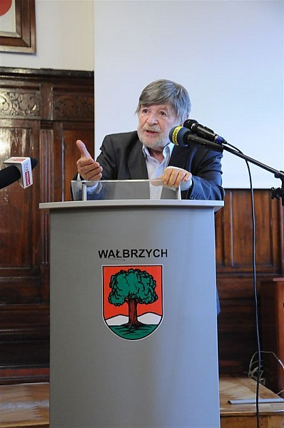 Szewach Weiss honorowym obywatelem