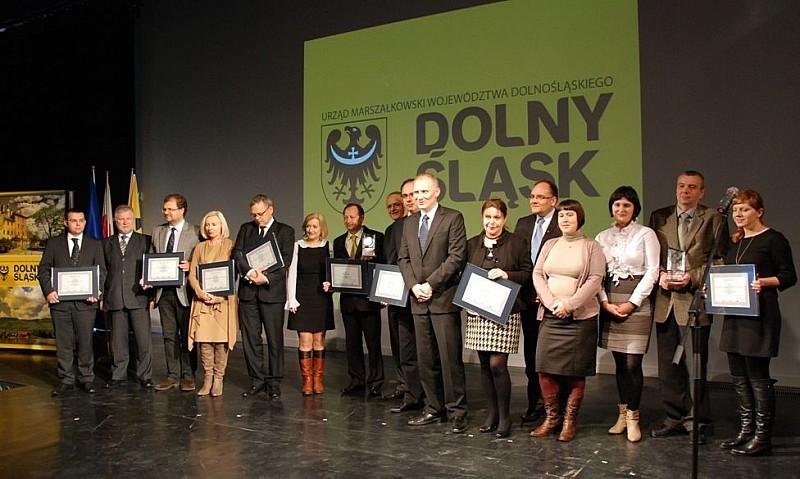 Szczawno - Zdrój wyróżnione za Teatr