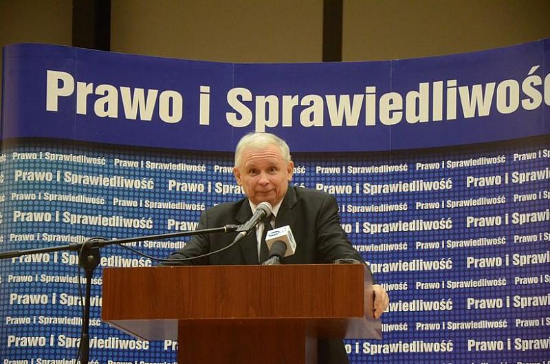 Kaczyński o Wałbrzychu....
