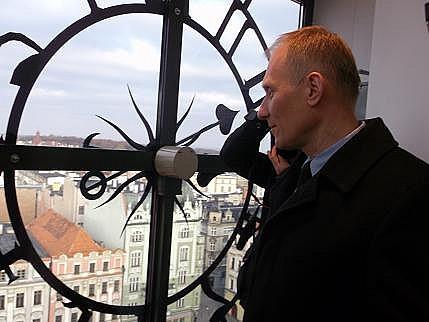 """Do Świdnicy """"wróciła"""" Wieża Ratuszowa"""