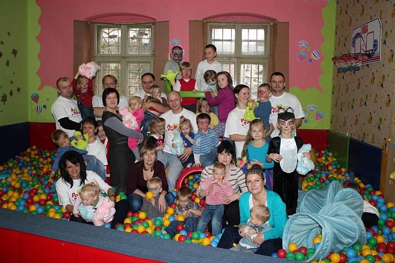 Udany festyn dla dzieci