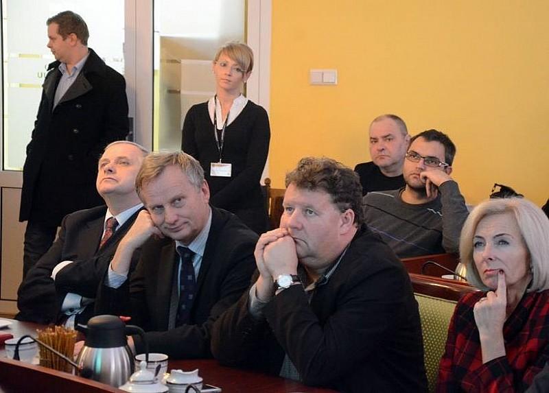 Nie chcą okręgu ze Szczawnem...
