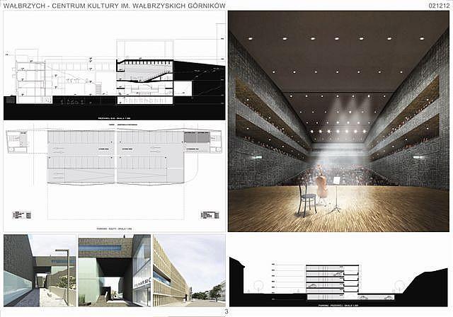 Konkurs architektoniczny rozstrzygnięty