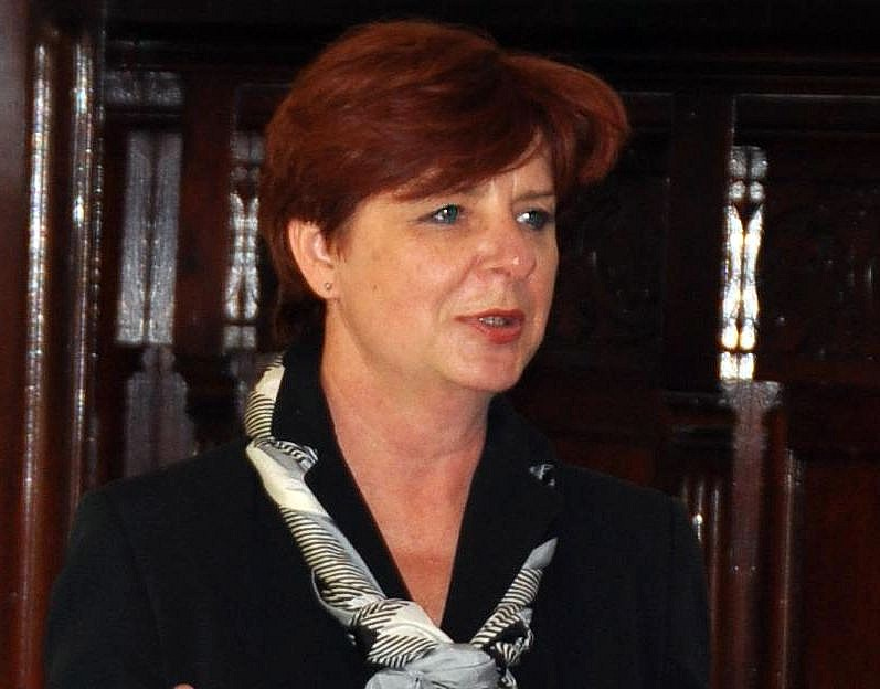 Małgorzata Wiłkomirska p.o. dyrektora ZPiT
