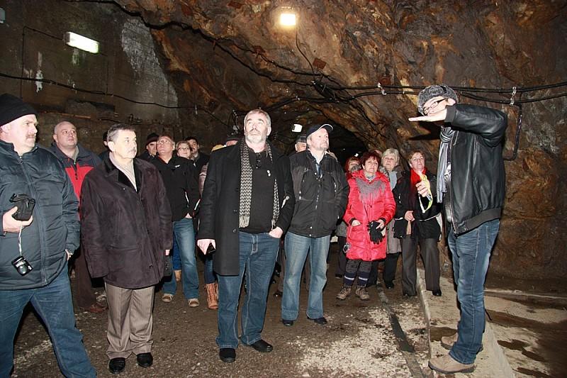 Wikingowie z Wolina z wizytą w Walimiu