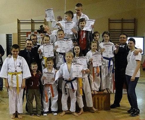 Sukcesy karateków