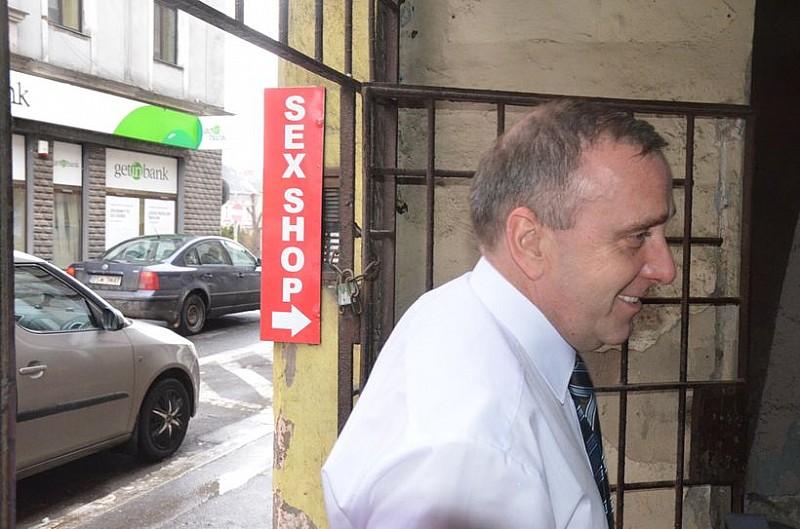 Marszałek Schetyna wspierał Nasz Powiat