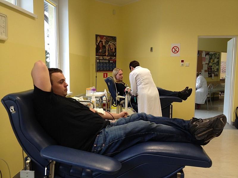 Oddaj Krew – zdobądź puchar