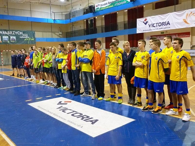 Bielawa wygrała turniej młodzieży OHP