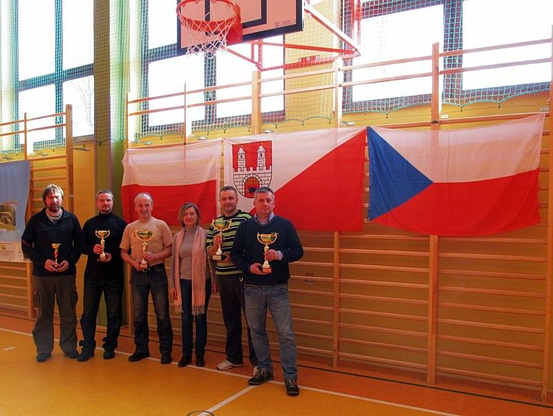 Gospodarze wygrali turniej Old Boys