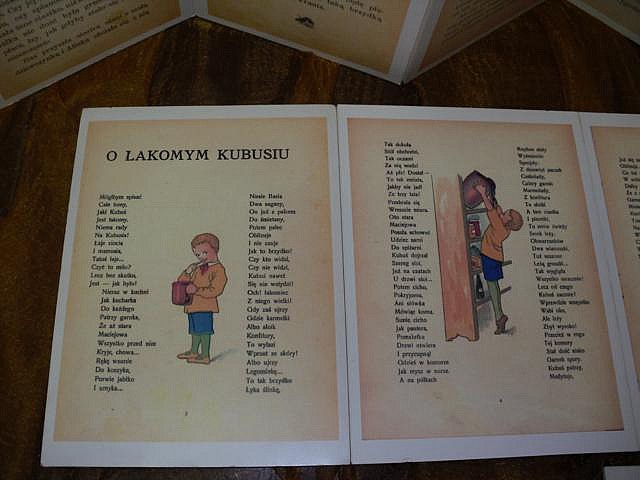 Pierwsze polskie książki dla dzieci