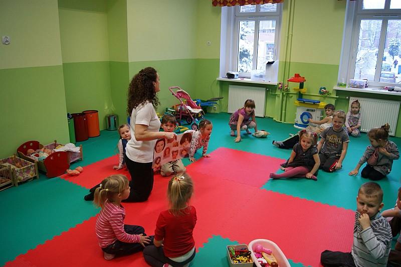 Zdrowe dzieci - zdrowa postawa