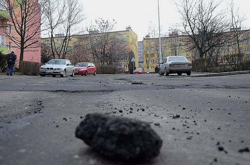 Makuszyńskiego nareszcie do remontu