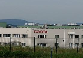 Wałbrzyska Toyota ma 10 lat