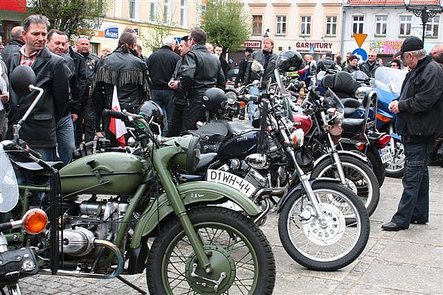 Miłośnicy motocykli nie zawiedli