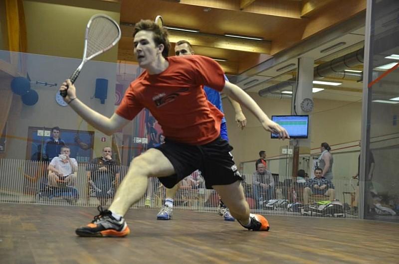 Teraz podbija turnieje squasha