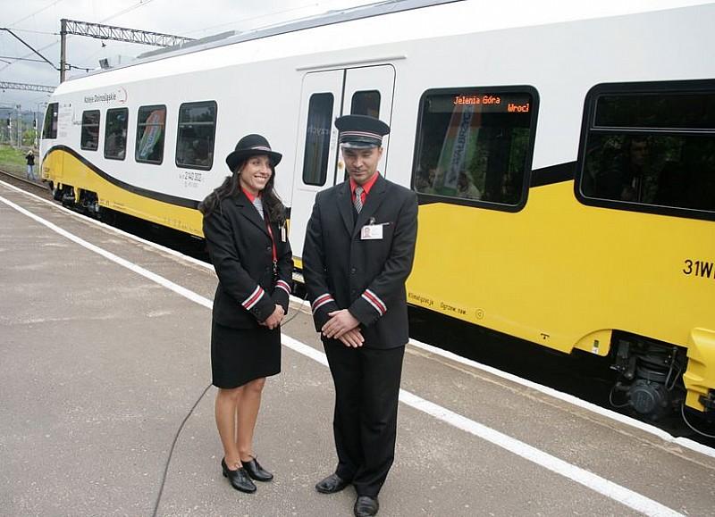 Najszybszy pociąg w Polsce