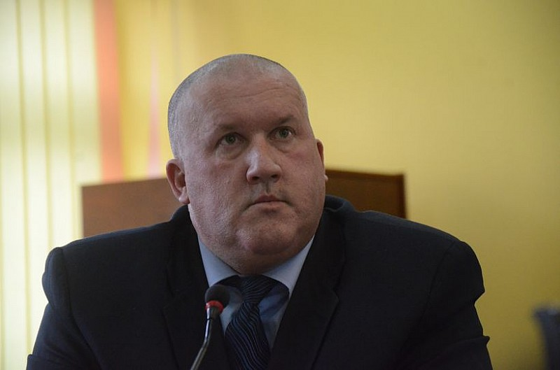 """Longin Rosiak """"zwolniony"""" z urzędu"""