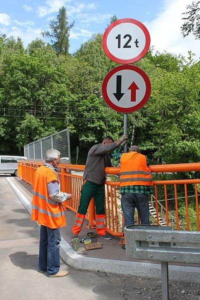Koniec remontu wiaduktu
