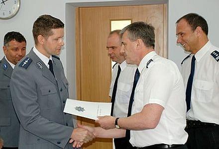 Nagrodzili policjantów