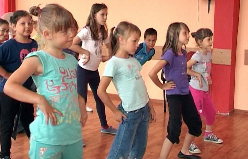 Taniec uliczny w WOK-u