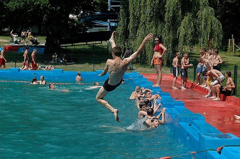 Śmierć na basenie