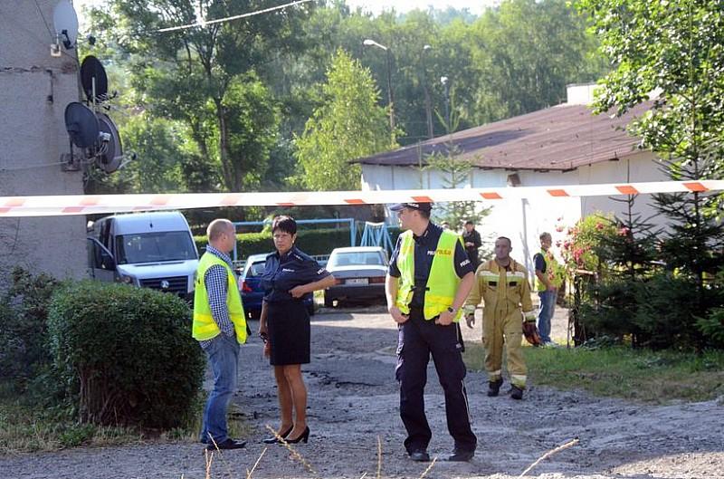 W wynkiu wybuchu zginął 23-latek