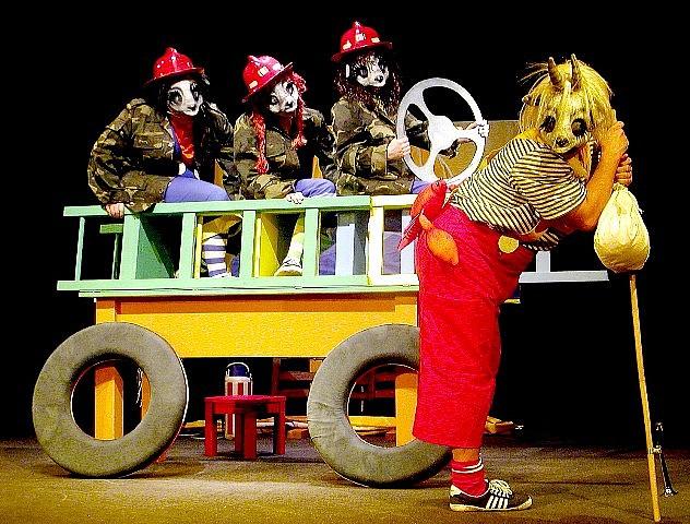 Pożegnanie wakacji z Teatrem