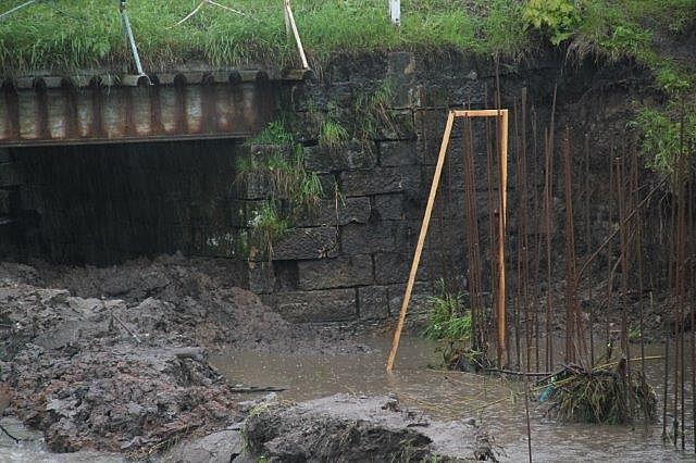 Odbudowa mostu