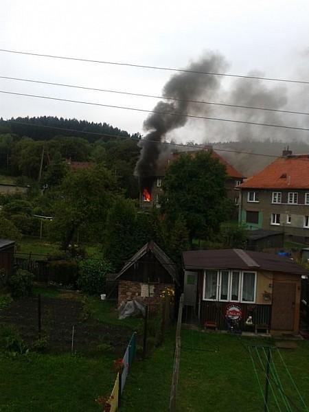 Śmierć w płomieniach - zdjęcia/film
