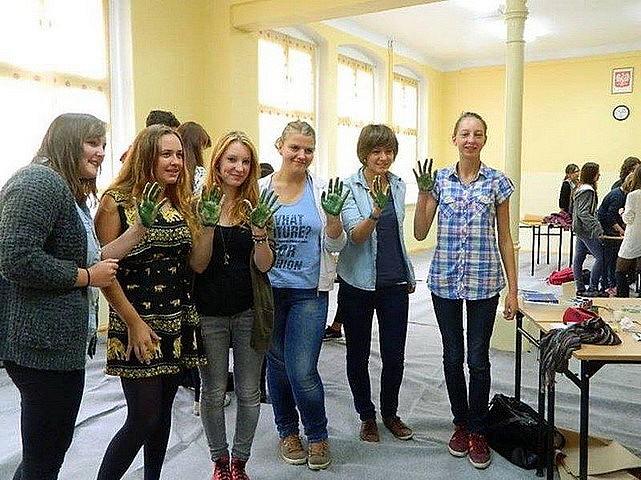 Niemiecka młodzież w Kasprowiczu