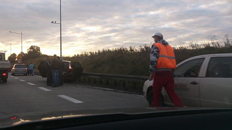 Wypadek przy zjeździe na Kostomłoty