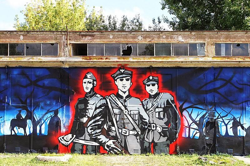 Ogromny mural ozdobił Świdnicę