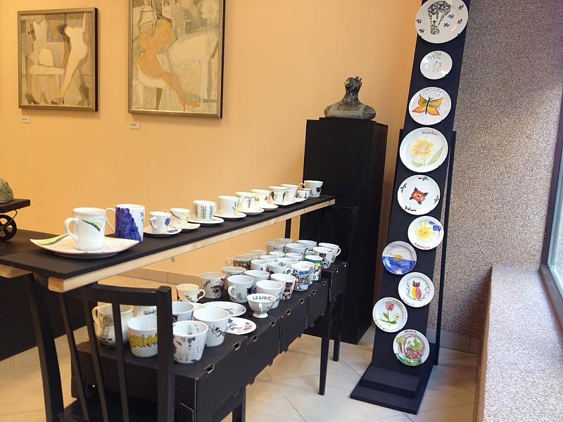 Porcelanowe twórczość wałbrzyszan