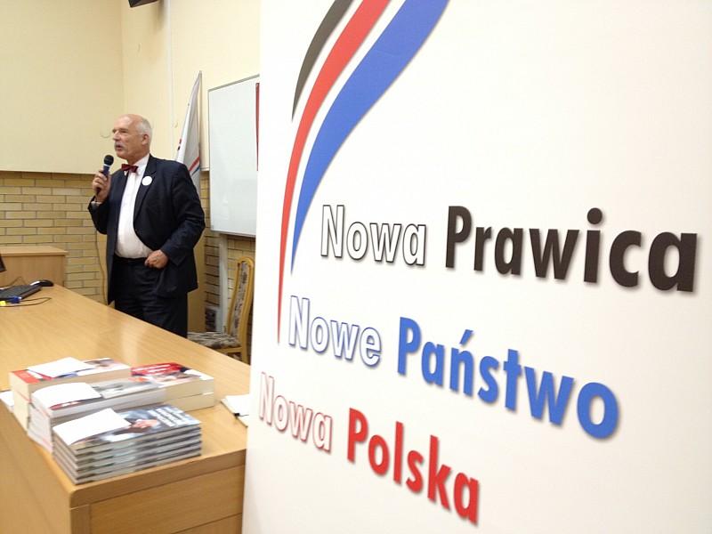 Nowa Prawica Korwina - Mikke