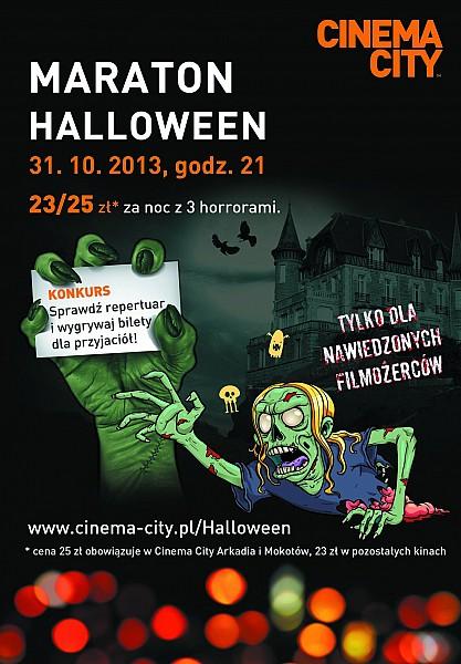 Halloween w Cinema - KONKURS