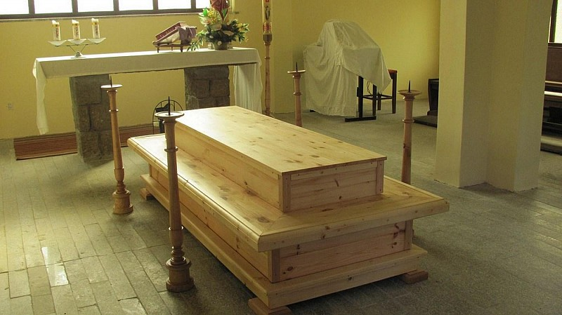 Nowa odsłona kaplicy
