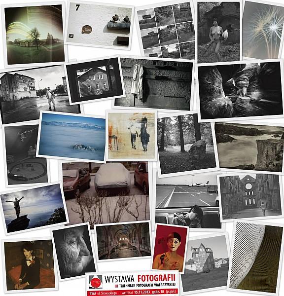III Triennale Fotografi Wałbrzyskiej